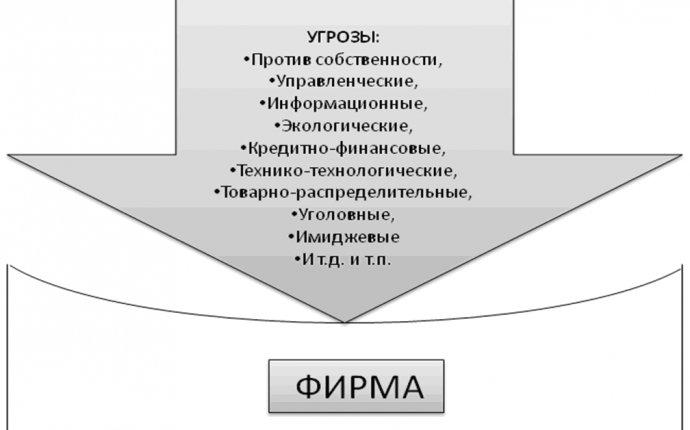Колпаков П.А. Система экономической безопасности фирмы