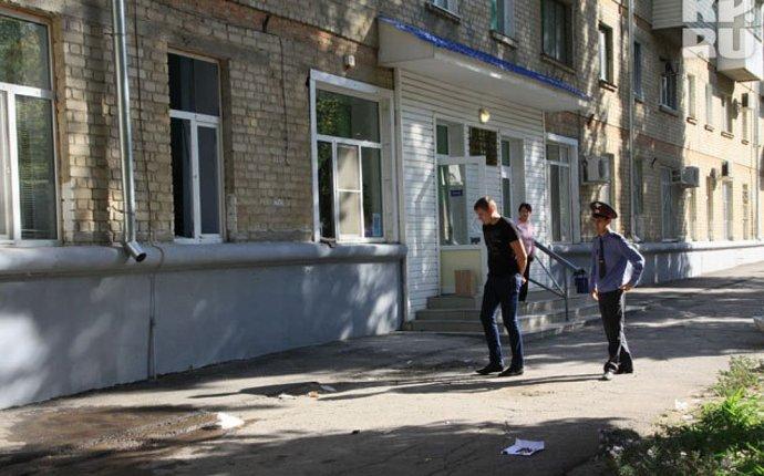В Новочеркасске неизвестные в масках расстреляли двух полицейских